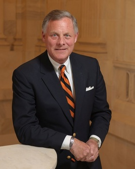 Photo:  Sen. Richard Burr