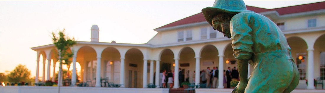 Photo:  Pinehurst Resort Clubhouse rear
